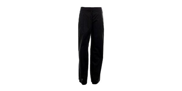 Dámské černé kalhoty Max Mara
