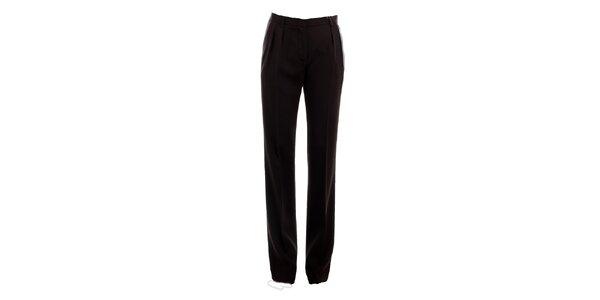 Dámské dlouhé vlněné kalhoty Max Mara