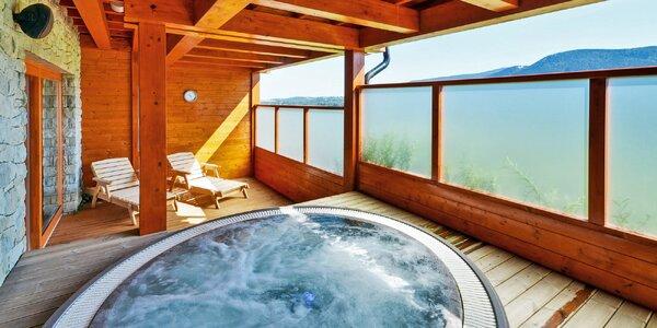 Relaxační wellness pobyt v Beskydech se snídaněmi