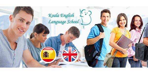Individuální kurz angličtiny nebo španělštiny