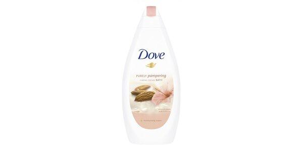Dove krémová pěna do koupele s mandlovým krémem 500 ml