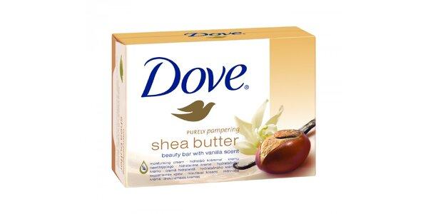 Dove krémová tableta Purely Pampering bambucké máslo & vanilka 100 g