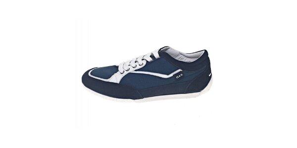 Pánské modro-bílé tenisky GAS