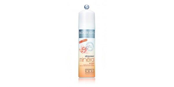 Bourjois *deo 150ml Mineral Soin oranž.bíl.