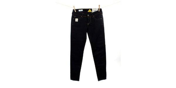 Dámské černé slim fit džíny Pepe Jeans