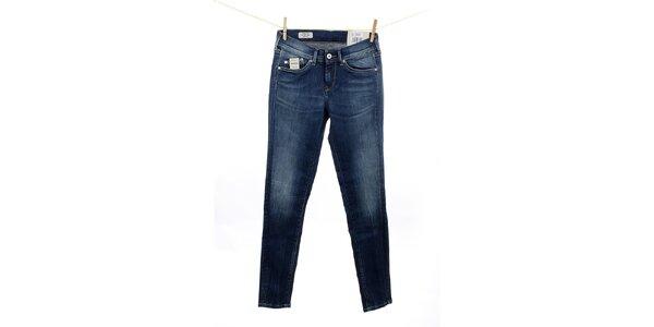 Dámské modré skinny fit džíny Pepe Jeans