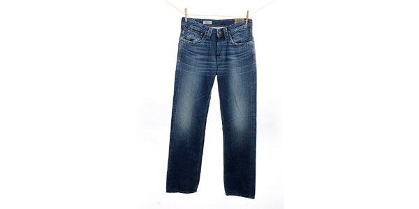 Pánské rovně střižené modré džíny Pepe Jeans
