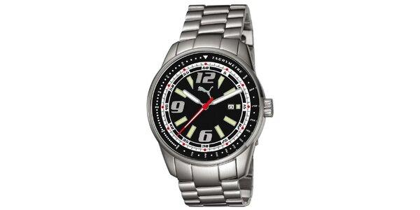 Pánské ocelové hodinky Puma