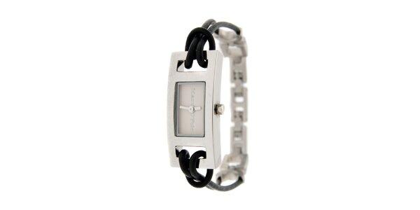 Dámské náramkové hodinky Marc O´Polo s koženým řemínkem