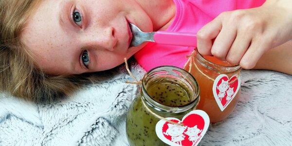 Poctivé domácí džemy: meruňka, višeň, rybíz i jahoda