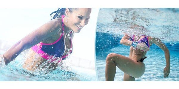 Aqua Zumba® s wellness v Aquacentru BOSPOR v Bohumíně