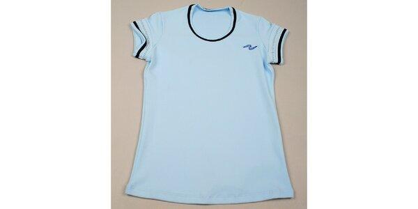 Dívčí světle modré tričko Naffta