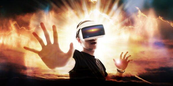 Zábava i napětí ve virtuální realitě