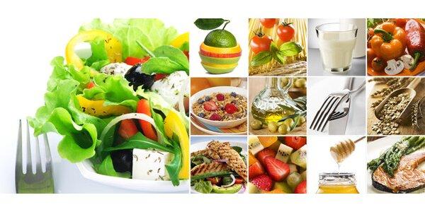 5denní krabičková dieta s každodenním rozvozem