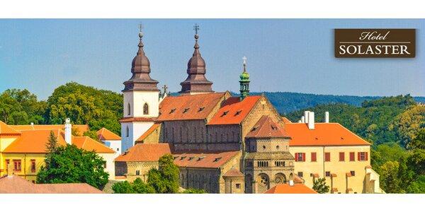 Až 4 dny v historickém centru Třebíče