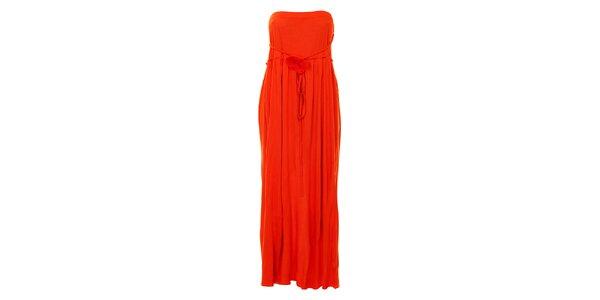 Dámské červené šaty Phard