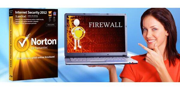 Špičkový antivirový program Norton Internet Security 2012