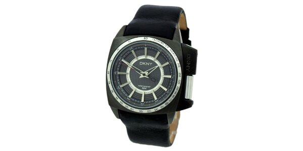Pánské analogové hodinky s tachymetrem DKNY