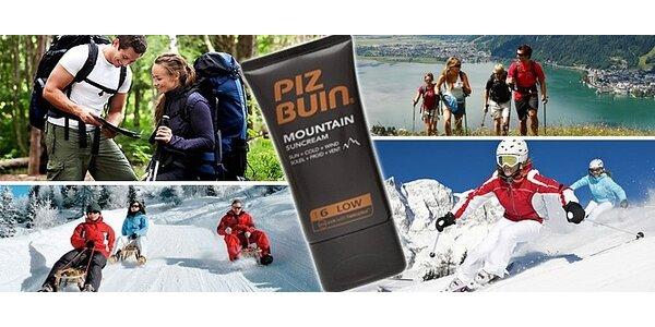 Luxusní opalovací krém Piz Buin 6SPF UVA/UVB