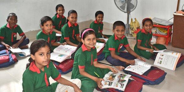Pomozte s organizací ADRA zajistit vzdělání dětí