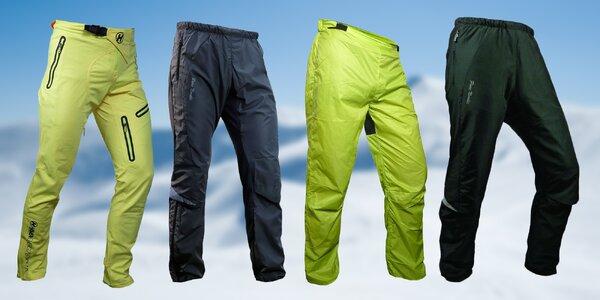 Pánské outdoorové kalhoty na sport i procházky