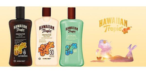 Hawaiian Tropic – i horské sluníčko opaluje