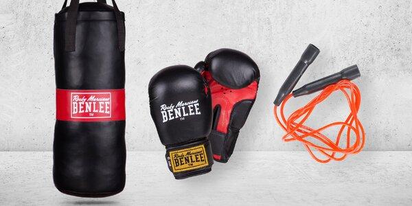 Boxovací sada pro děti: pytel, rukavice, švihadlo