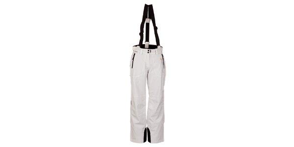 Dámské bílé funkční lyžařské kalhoty Trimm Elli