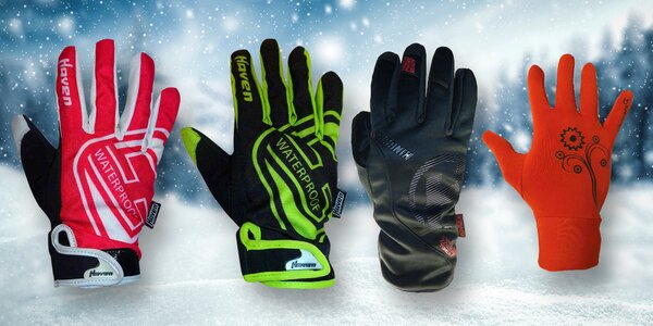 Sportovní rukavice Haven s kvalitní membránou