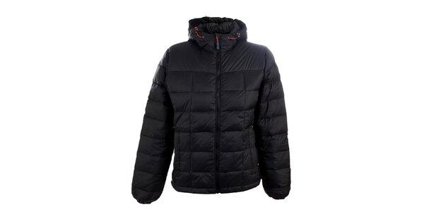Dámská černá zimní prošívaná bunda Trimm Zephyr