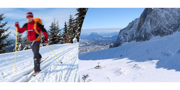 5denní běžkařský kurz v Dachsteinu