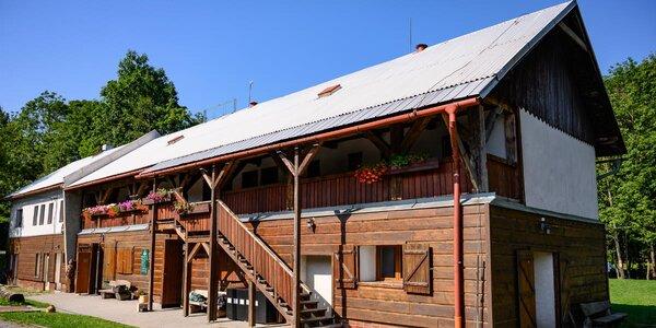 Aktivní pobyt v Beskydech se saunou a snídaněmi