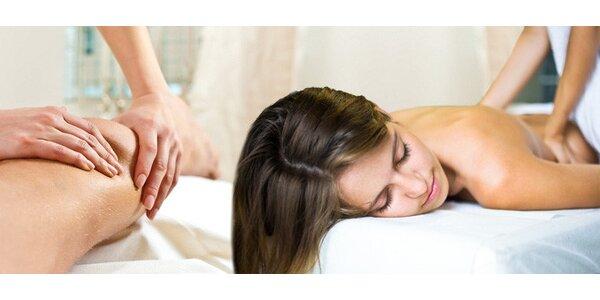 60 minutová ruční lymfodrenáž - rozproudí váš lymfatický systém