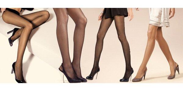 3 italské značkové punčochové kalhoty včetně dodání