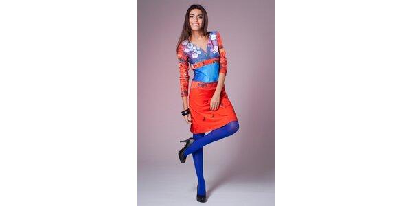 Dámské pestrobarevné šaty Culito from Spain
