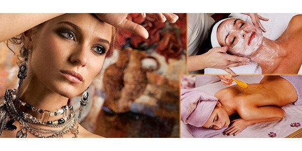 Luxusní medový detox - peeling, masáž a kosmetické ošetření