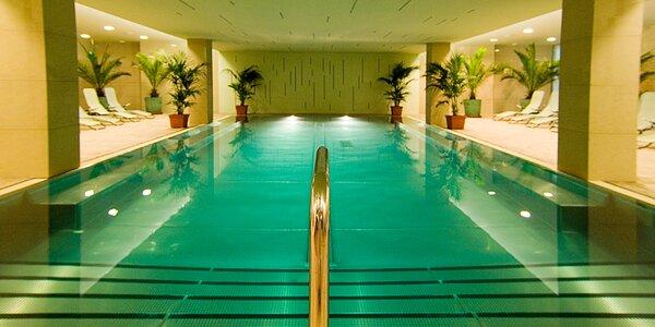 4* lázeňský relax vč. bazénu, spa i polopenze