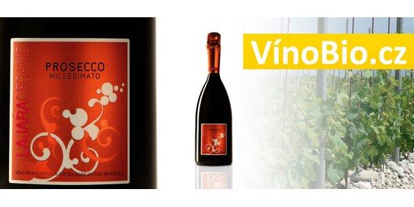239 Kč za výborné šumivé víno odrůdy Prosecco v hodnotě 398 Kč. Sleva 40%