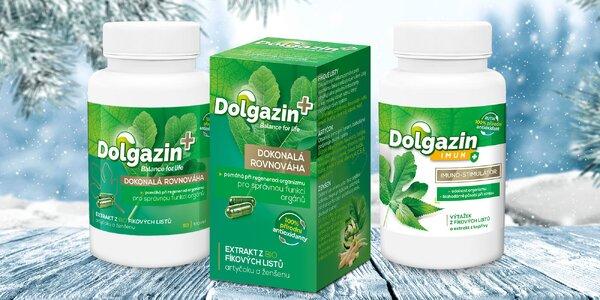 Čistě přírodní tobolky pro regeneraci organismu