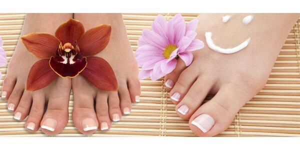 Kombinovaná pedikúra pro muže i ženy pro zdravé a pěkné nohy