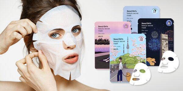 Pleťové a vlasové masky pro krásu a regeneraci