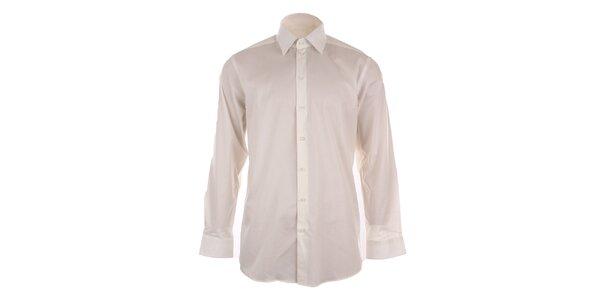 Pánská bílá obleková košile Pietro Filipi
