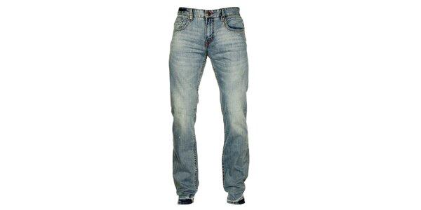 Pánské světle modré džíny Exe