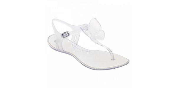 Dámské transparentní sandály Mel