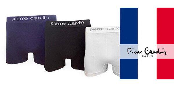 Kvalitní pánské boxerky Pierre Cardin