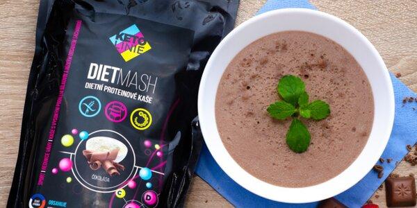 Proteinové nápoje, polévky, kaše a smoothie