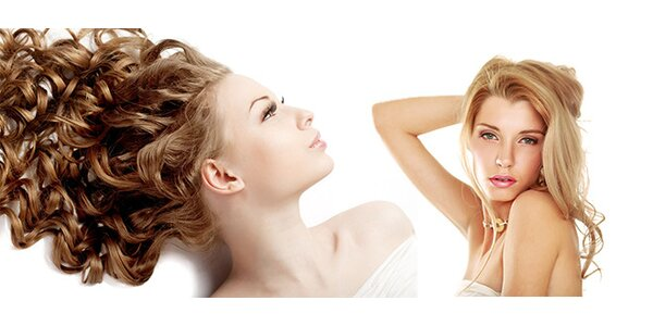 Dámský kadeřnický sestřih s použitím luxusní kadeřnické kosmetiky L'Oreal…
