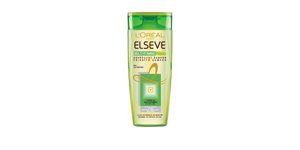 ELSEVE multivitamin šampon 250ml