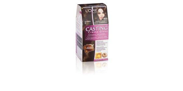 CASTING Créme Gloss 403 intenzivní čokoládová