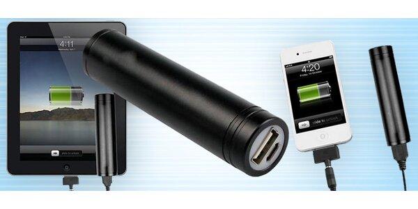 Externí baterie včetně poštovného